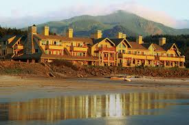 The Ocean House Bed And Breakfast Hotel Coast Lodging The Ocean Lodge In Cannon Beach Oregon