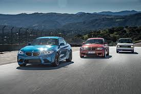 bmw 1 series competitors 2016 bmw m2 test review motor trend