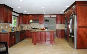 Cayenne Cognac Ready To Assemble Kitchen Cabinets Kitchen Cabinets - Cognac kitchen cabinets