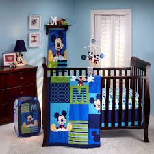 Complete Crib Bedding Sets Mickey Mouse M Is For Mickey 4 Crib Bedding Set Disney Baby