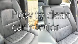 how to shoo car interior at home car seat how to clean seats in car ways to clean car upholstery