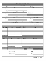Bill Of Lading Template Excel Free Personalized Bill Of Lading From Formville