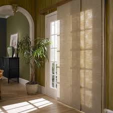 Inexpensive Window Treatments For Sliding Glass Doors - home design luxury vertical blinds for patio doors at lowes