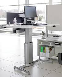 steelcase sit stand desk airtouch table desk by steelcase desks and office spaces