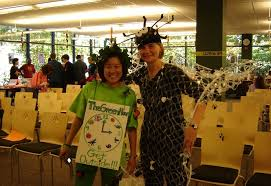 Halloween Costume Ring Crazy Halloween Costumes Recyclables Recyclenation