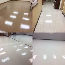 wax floors
