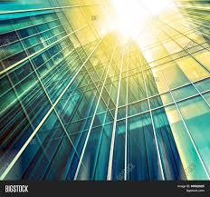 glass box architecture panoramic perspective wide angle image u0026 photo bigstock