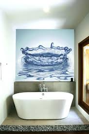 bathroom wall art ideas decor art ideas for bathroom walls michaelfine me