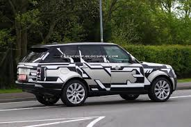 ford range rover spy shots new range rover strips down to the metal