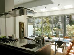 folding doors kitchen interior ideas home decoration ideas