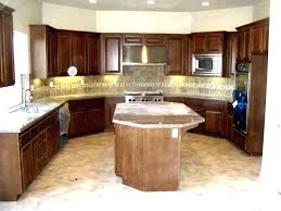 Small U Shaped Kitchen With Island Small U Shaped Kitchen Designs With Island Charming Center Island