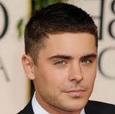 hairstyle round face man fade haircut