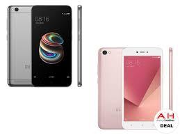 Redmi 5a Gearbest Deals Xiaomi Redmi 5a Or Note 5a For 100