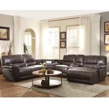 reclining sectional sofas with chaise small chocolate microfiber loveseat recliner right chaise
