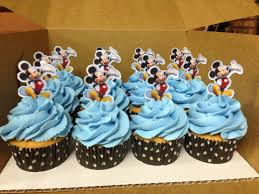 mickey mouse cupcakes cakes by mickey mouse cupcakes