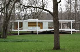 mies u0027 grandson u0027we should not allow farnsworth house to be moved