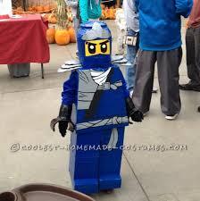 Ninjago Costume Easy Lego Ninjago Jay Costume