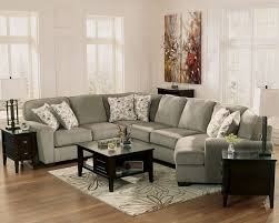 Large Sectional Sofa by Chicago Furniture Sectional With Cuddler Seat