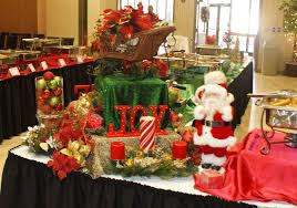 buffet table decorating ideas christmas buffet table setting ideas www napma net