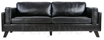 the nest home decor kazuki 3 seater sofa black furniture u0026 home décor fortytwo