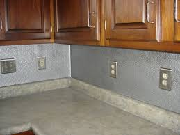 PVC Backsplash Roll WC Stainless Steel   Pattern Size - Pvc backsplash