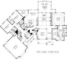 Craftsman House Floor Plans Plan 25402tf Modern Prairie Pleaser Craftsman House And Future