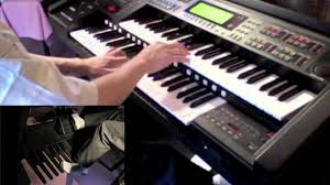 stars u0027 simply red on yamaha el 900 by electone player youtube