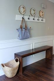 Home Decorators Console Table Entryway Makeover Erin Spain