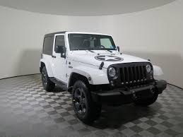 jeep new white new 2017 jeep wrangler freedom sport utility in parkersburg d6317