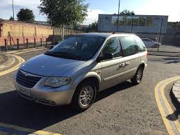2004 chrysler voyager 2 8 diesel automatic 7 seater in