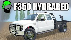 Hydra Bed Farming Simulator 15 Mods Mash Up Ford F350 Hydrabed Youtube