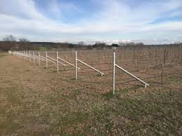 build grape trellis vineyard trellis deer u0026 exotic game fence and ranch fencing by