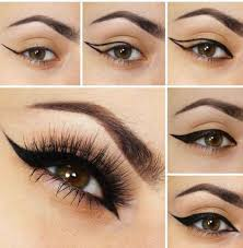 perfect cat eye makeup with eyeliner best and natural beauty tips