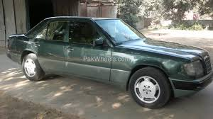 mercedes benz e class e200 1993 for sale in lahore pakwheels