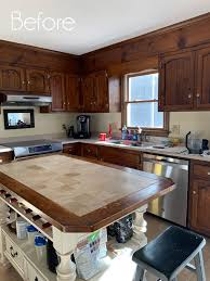 images of kitchen cabinets that been painted how to paint pine cabinets