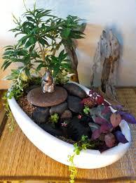happy buddha by the pond zen pinterest gardens miniature