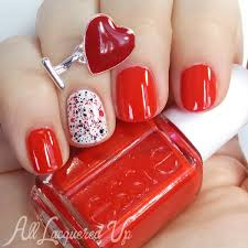 valentine u0027s day nails 4 red manicure ideas all lacquered up