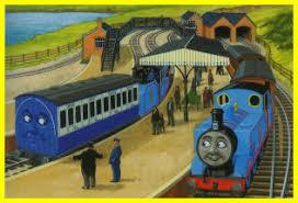 artists railway series