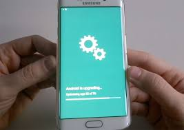 update android fix samsung galaxy s6 edge that became after android 6 0