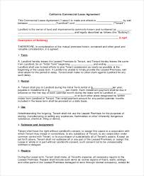 49 lease agreements in pdfsimple commercial lease agreement