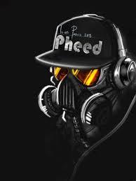 Cool Mask Ipad Gas Mask Design By Iliaspatlis On Deviantart