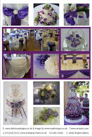 Purple Mood Cadbury Purple Wedding Mood Boards Design Changing Chairs