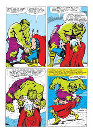 my theory on how the thor vs hulk fight in ragnarok ends