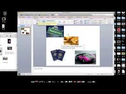 powerpoint vision board template create a vision board via power