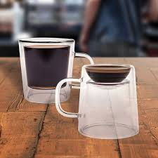 Modern Mug by The Double Shot Coffee And Espresso Mug Pack Of 4 Gamago