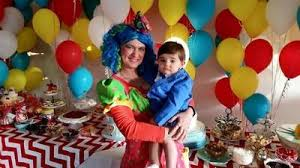 clowns for a birthday party clowns magicians balloon artists painters caricaturists
