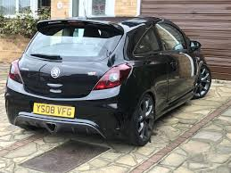 cobra motorsport vauxhall used 2008 vauxhall corsa vxr vxr for sale in essex pistonheads