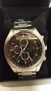 armani stainless steel bracelet images Emporio armani watch mens stainless steel bracelet 41mm ar1614 ebay jpg