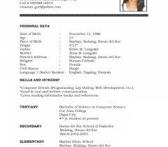 resume format in word doc delighted curriculum vitae european format doc contemporary