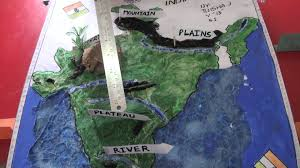 Map Of The United States With Landforms by Land Forms Of India Youtube